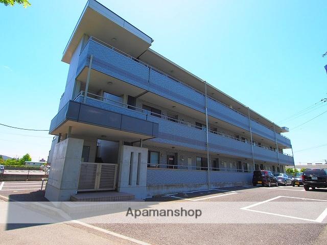 茨城県神栖市、小見川駅徒歩159分の築9年 3階建の賃貸マンション