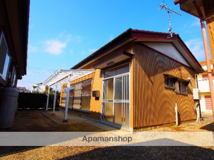 茨城県鹿嶋市、鹿島神宮駅徒歩66分の築28年 1階建の賃貸アパート