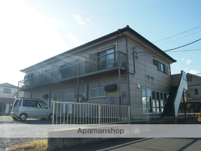 茨城県鹿嶋市、鹿島神宮駅徒歩35分の築19年 2階建の賃貸アパート
