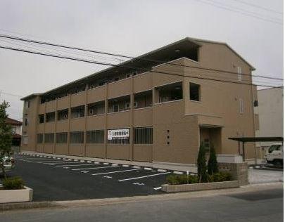 茨城県神栖市、下総橘駅徒歩106分の築5年 3階建の賃貸アパート