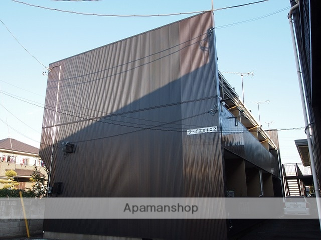 茨城県神栖市、鹿島神宮駅徒歩134分の築28年 2階建の賃貸アパート