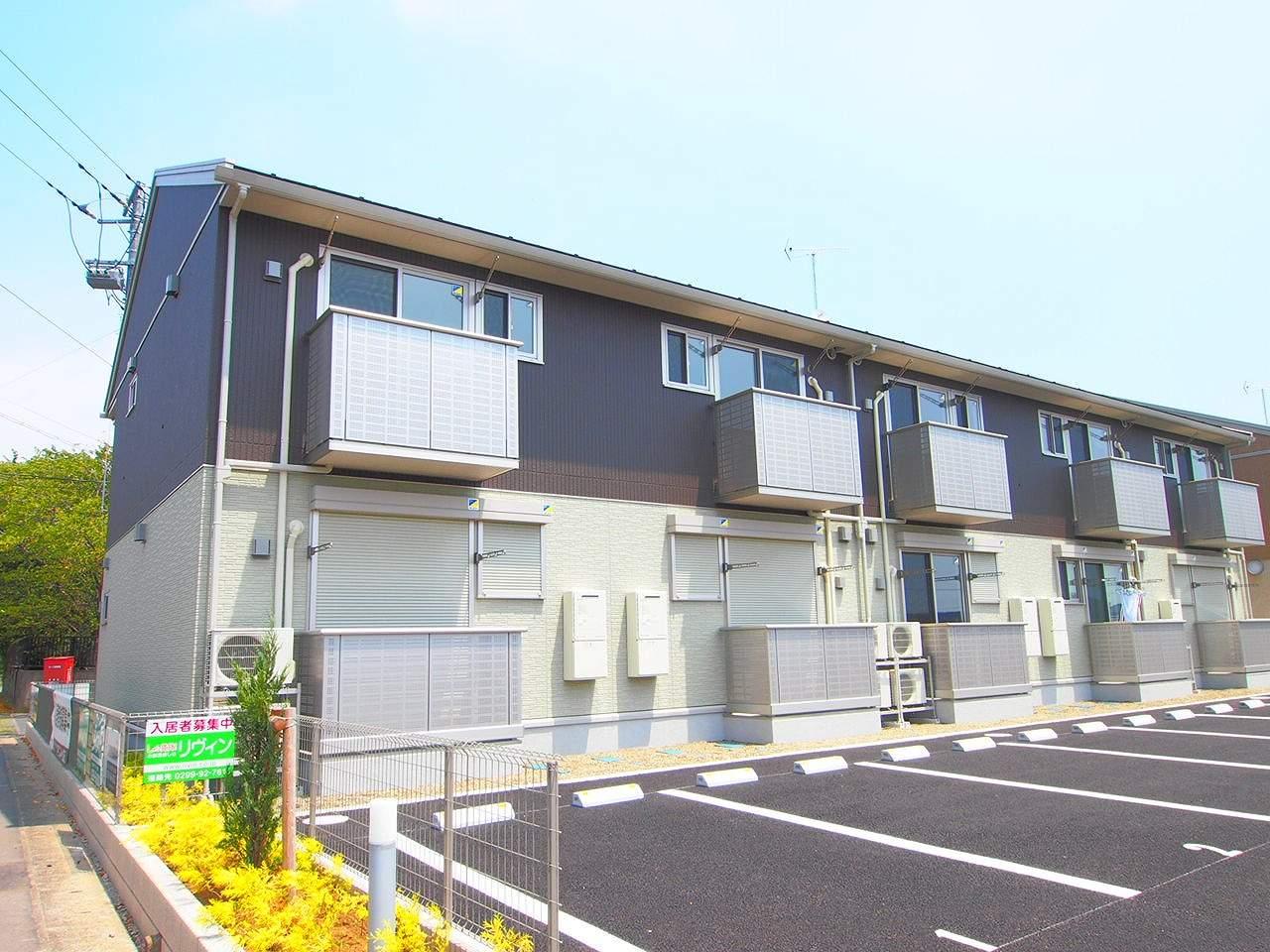 茨城県神栖市、小見川駅徒歩71分の築2年 2階建の賃貸アパート