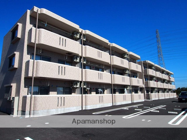 茨城県神栖市、鹿島神宮駅徒歩216分の新築 3階建の賃貸一戸建て