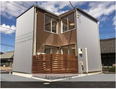 茨城県神栖市の新築 2階建の賃貸一戸建て