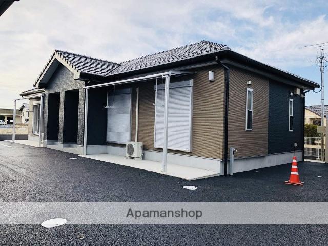 茨城県神栖市、下総橘駅徒歩72分の新築 1階建の賃貸一戸建て