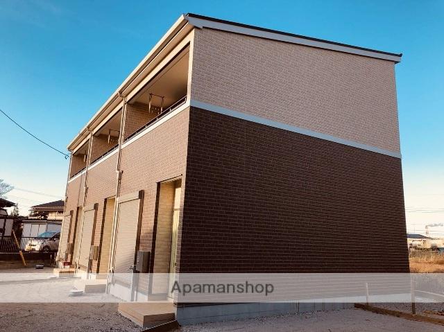 茨城県神栖市、小見川駅徒歩114分の新築 2階建の賃貸テラスハウス