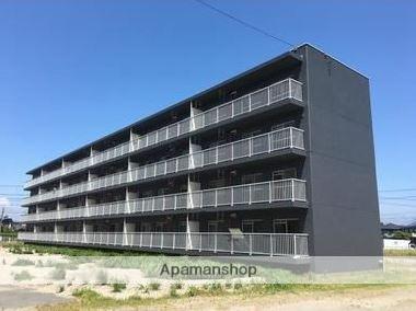 茨城県神栖市、銚子駅徒歩204分の築40年 4階建の賃貸マンション