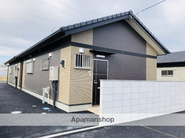 茨城県神栖市、下総橘駅徒歩69分の新築 1階建の賃貸一戸建て