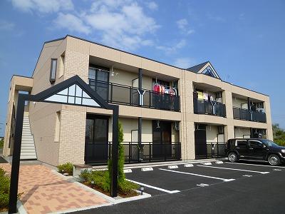 茨城県鹿嶋市、延方駅徒歩109分の築6年 2階建の賃貸アパート