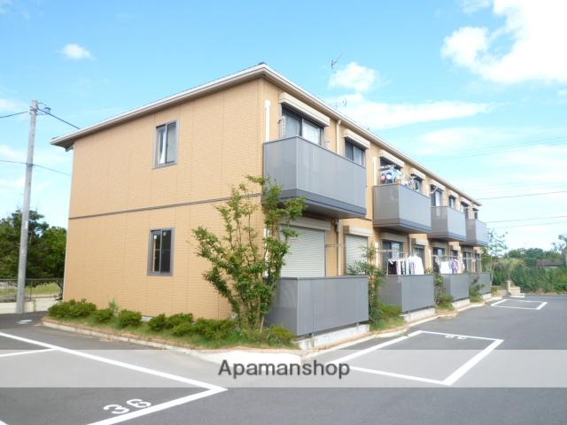 茨城県鹿嶋市、鹿島神宮駅徒歩42分の築10年 2階建の賃貸アパート