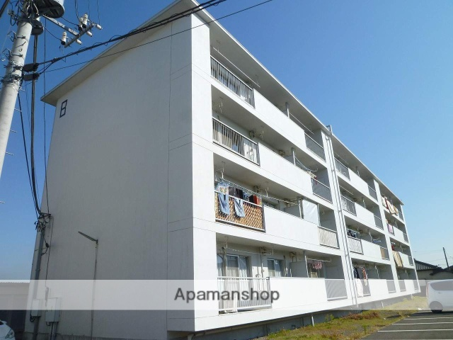 茨城県神栖市、鹿島神宮駅徒歩141分の築47年 4階建の賃貸マンション