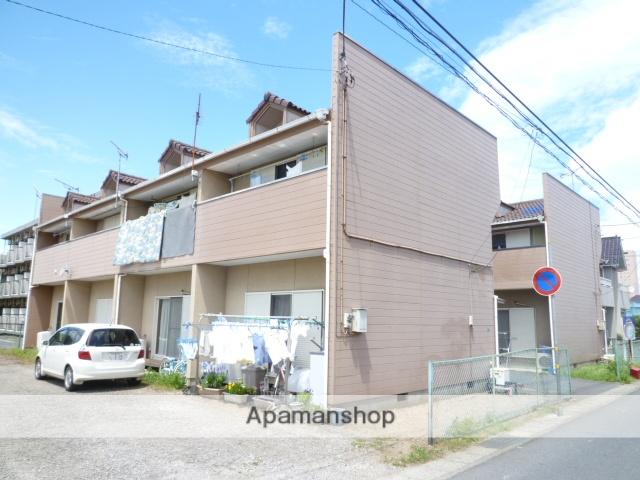 茨城県神栖市、小見川駅徒歩84分の築26年 2階建の賃貸アパート