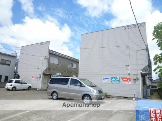 茨城県神栖市、下総橘駅徒歩145分の築22年 2階建の賃貸テラスハウス