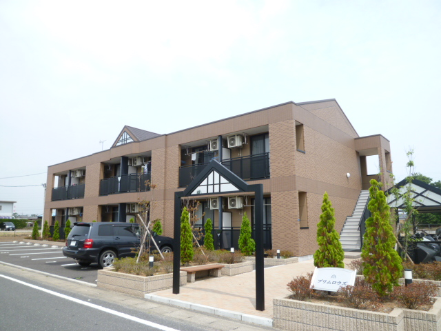 茨城県神栖市、笹川駅徒歩251分の築8年 2階建の賃貸アパート