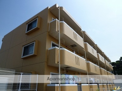 茨城県鹿嶋市、鹿島神宮駅徒歩38分の築8年 3階建の賃貸マンション