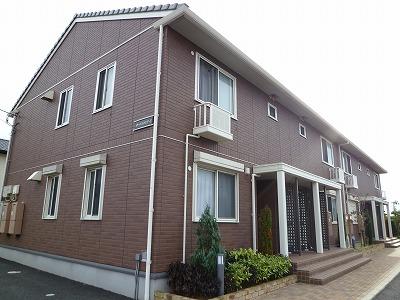 茨城県神栖市、下総橘駅徒歩100分の築8年 2階建の賃貸アパート