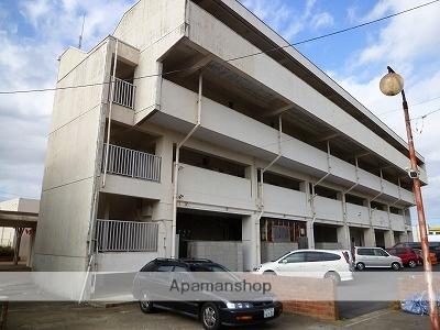 茨城県神栖市、椎柴駅徒歩350分の築45年 4階建の賃貸マンション