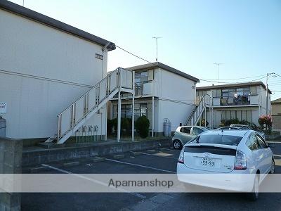 茨城県神栖市、鹿島神宮駅バス30分セントラルホテル下車後徒歩25分の築24年 2階建の賃貸アパート