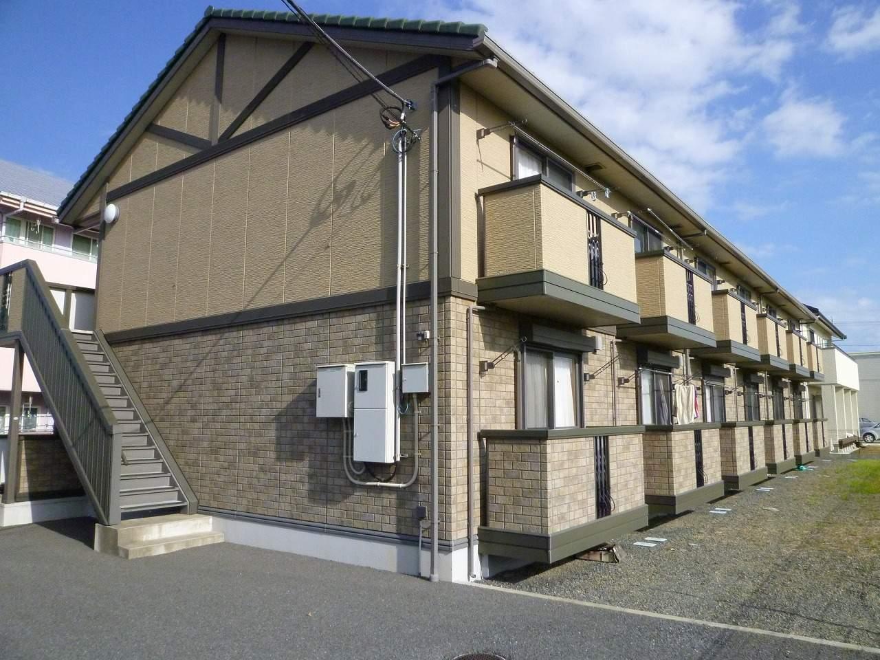 茨城県鹿嶋市、鹿島神宮駅徒歩75分の築12年 2階建の賃貸アパート