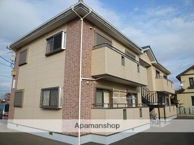 茨城県鹿嶋市、鹿島神宮駅徒歩65分の築9年 2階建の賃貸アパート
