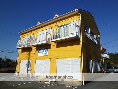 茨城県鹿嶋市、延方駅徒歩124分の築25年 2階建の賃貸アパート