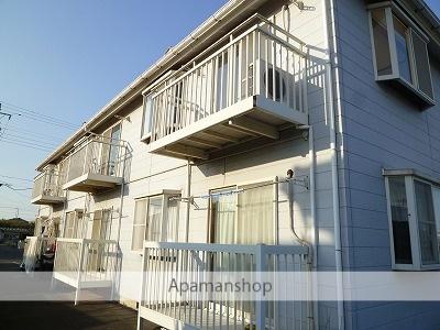 茨城県鹿嶋市、鹿島神宮駅徒歩74分の築22年 2階建の賃貸アパート