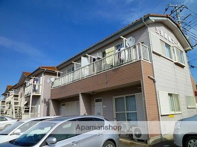 茨城県鹿嶋市、鹿島神宮駅徒歩32分の築21年 2階建の賃貸アパート