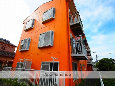 茨城県鹿嶋市、鹿島神宮駅徒歩32分の築28年 3階建の賃貸マンション
