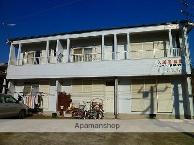 茨城県鹿嶋市、鹿島神宮駅徒歩21分の築27年 2階建の賃貸アパート