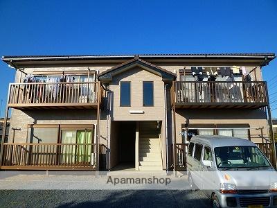 茨城県神栖市、小見川駅徒歩74分の築18年 2階建の賃貸アパート