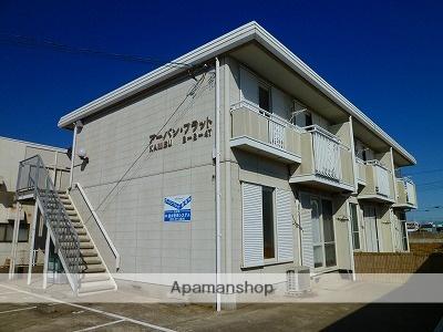 茨城県神栖市、小見川駅徒歩124分の築28年 2階建の賃貸アパート