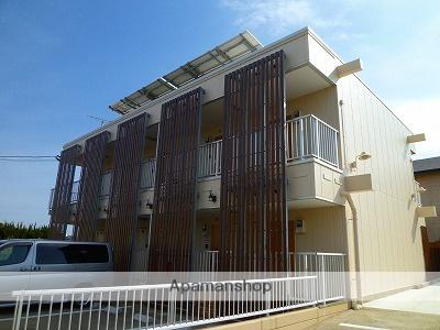 茨城県鹿嶋市、鹿島神宮駅徒歩52分の築24年 2階建の賃貸アパート