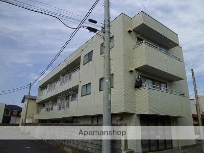 茨城県鹿嶋市、延方駅徒歩67分の築25年 3階建の賃貸マンション