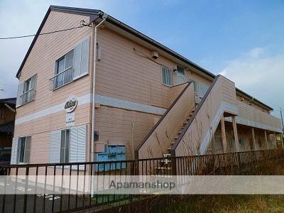 茨城県神栖市、下総橘駅徒歩92分の築28年 2階建の賃貸アパート