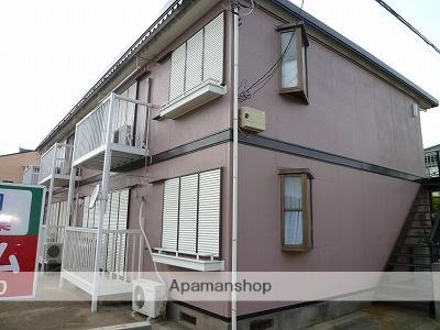茨城県鹿嶋市、鹿島神宮駅徒歩24分の築29年 2階建の賃貸アパート