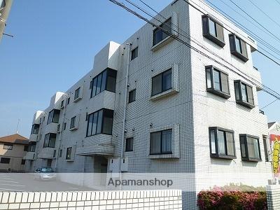 茨城県神栖市、鹿島神宮駅バス30分セントラルホテル下車後徒歩20分の築31年 3階建の賃貸マンション
