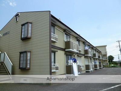 茨城県鹿嶋市、鹿島神宮駅徒歩40分の築23年 2階建の賃貸アパート