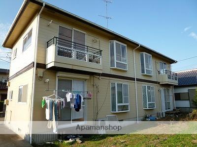 茨城県潮来市、潮来駅徒歩33分の築28年 2階建の賃貸アパート