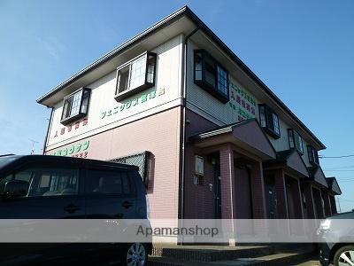 茨城県鹿嶋市、鹿島神宮駅徒歩42分の築18年 2階建の賃貸アパート