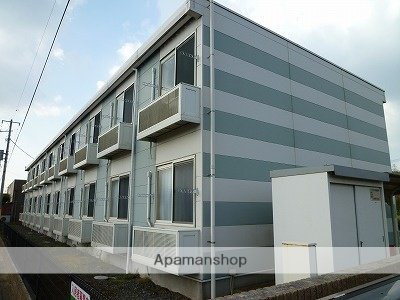 茨城県神栖市、笹川駅徒歩160分の築13年 2階建の賃貸アパート