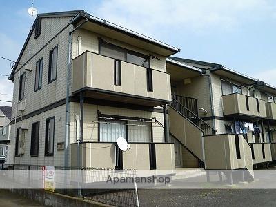 茨城県神栖市、小見川駅徒歩115分の築20年 2階建の賃貸アパート