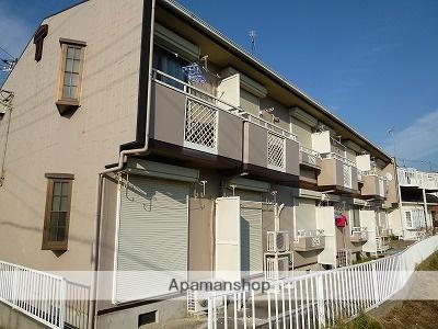 茨城県潮来市、潮来駅徒歩30分の築22年 2階建の賃貸アパート