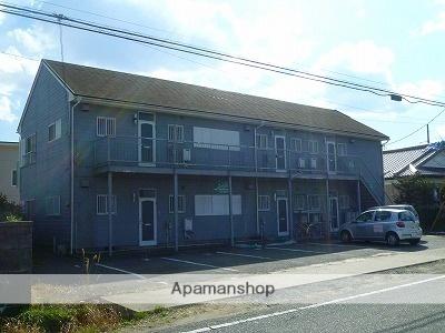 茨城県神栖市、小見川駅徒歩30分の築27年 2階建の賃貸アパート