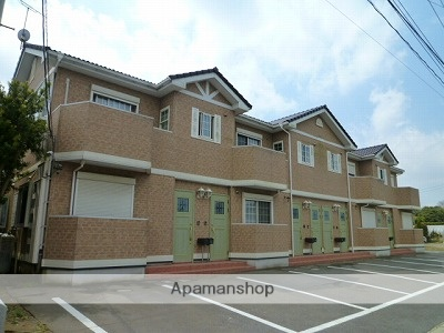 千葉県香取郡東庄町、笹川駅徒歩45分の築10年 2階建の賃貸アパート