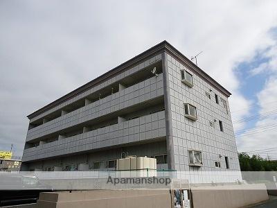 茨城県神栖市、笹川駅徒歩154分の築27年 3階建の賃貸マンション