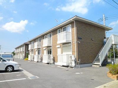 茨城県神栖市、小見川駅徒歩82分の築8年 2階建の賃貸アパート
