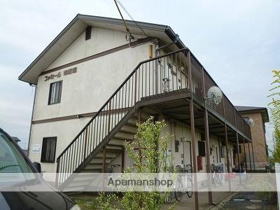 茨城県潮来市、潮来駅徒歩52分の築25年 2階建の賃貸アパート