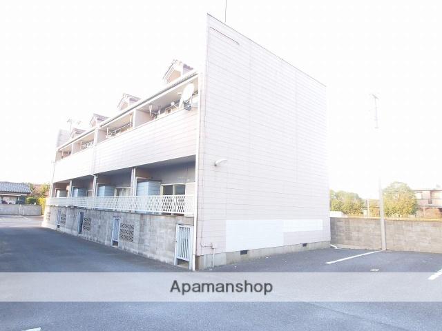 茨城県神栖市、鹿島神宮駅バス30分鹿島セントラルホテル下車後徒歩47分の築16年 1階建の賃貸アパート
