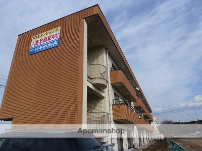 茨城県鹿嶋市、鹿島サッカースタジアム(臨)駅徒歩160分の築25年 3階建の賃貸マンション