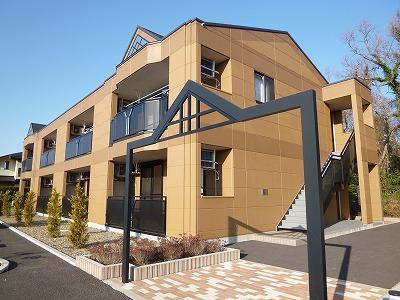 茨城県鹿嶋市、延方駅徒歩62分の築5年 2階建の賃貸アパート